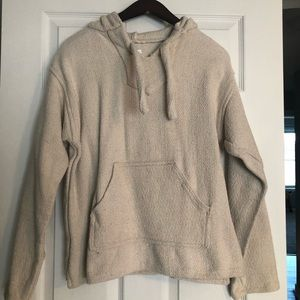 Thick boat hoodie